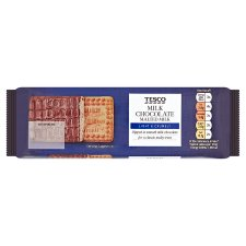 Tesco Chocolate Coated Malted Milk 250