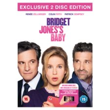 Bridget Jones's Baby (2 Disc Dvd Tesco Exclusive