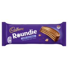 Cadbury Roundie Milk Chocolate 150G