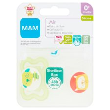 Mam Soother Air 0+ Months