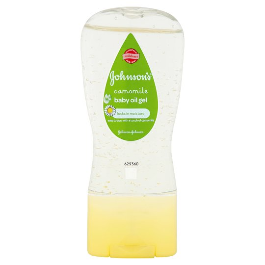 Johnsons Baby Camomile Oil Gel 200Ml