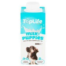 Top Life Formula Puppy Milk 200Ml