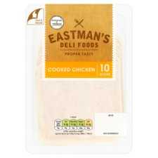 Eastman's Cooked Chicken 125G