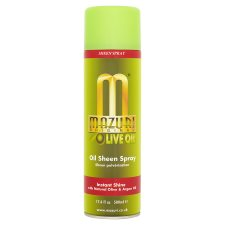 Mazuri Organics Olive Oil Sheen Hair Spray 500Ml
