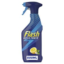 Flash Ultra Lemon Spray 500Ml