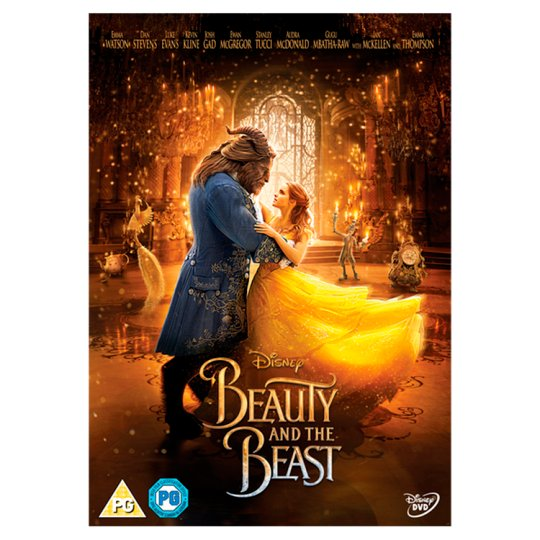 Beauty And The Beast (L/A) Dvd