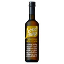 Good Oil Hemp Seed Oil 500Ml