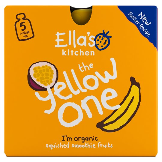 ellas kitchen the yellow one multipack 450g - Ellas Kitchen