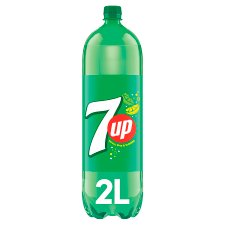 7 Up Lemon And Lime 2 Litre Bottle