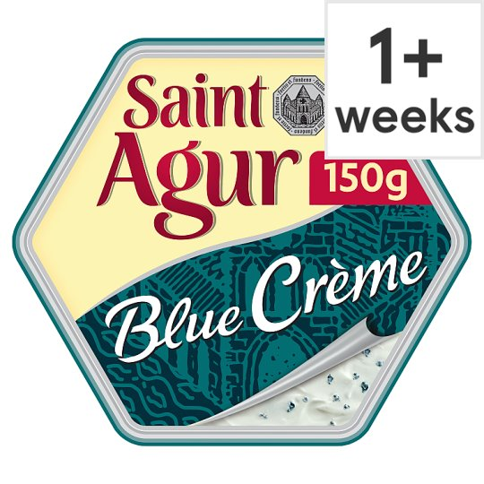 St Agur Blue Creme Cheese 150G
