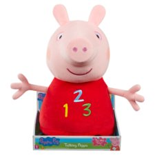 Peppa Pig 123 Soft Toy