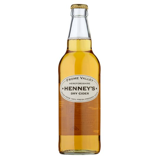 Frome Valley Henneys Cider 500Ml