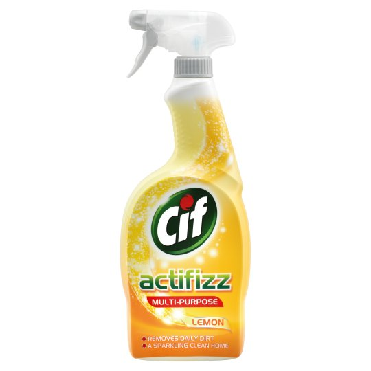 Cif Actifizz Lemon Multi Purpose Spray 700Ml