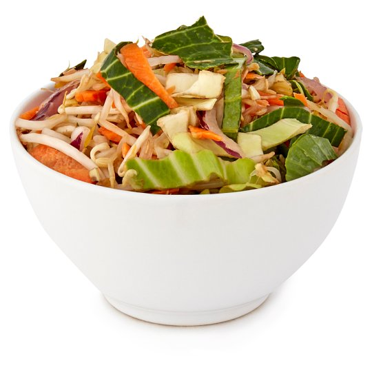 Tesco Vegetable And Beansprout Stir Fry 333G