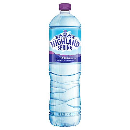 Highland Spring Still Water 1.5 Litre