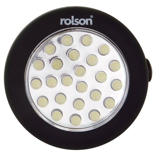 Rolson 24 Led Round Worklight