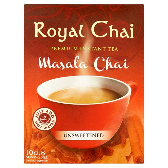 Royal Chai Masala Tea With Out Sugar 180G