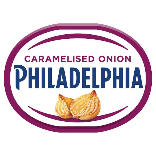Philadelphia Caramelised Onion 170G