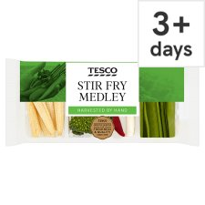 Tesco Stir Fry Vegetable Medley 220G