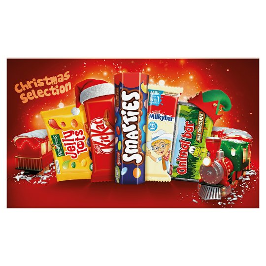 Nestle Kids Selection Box 6 Pack 142.8G