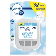 Ambi Pur 3Volution Diffuser Unit Plug In A/ Fresh