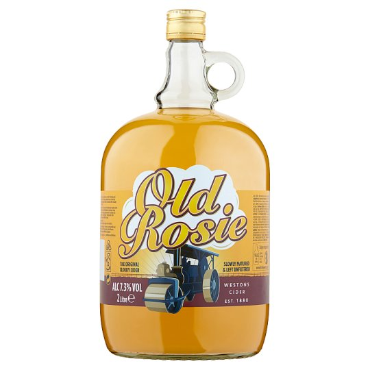Westons Old Rosie Cloudy Scrumpy 2 Litres