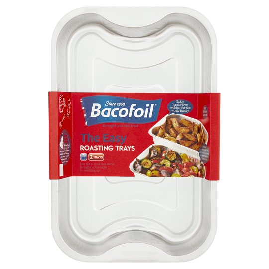 Bacofoil Easyfoil Trays 2 Pack