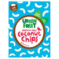 Urban Fruit Coconut Sriracha Chilli 4 Pack 72G