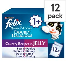Felix Delicious Country Selection 12X100g