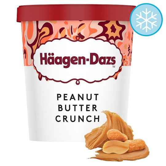 Haagen-Dazs Peanut Butter Ice Cream 460Ml