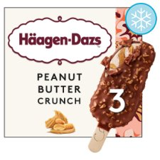 Haagen-Dazs Peanut Butter Stick Bar 3X80ml