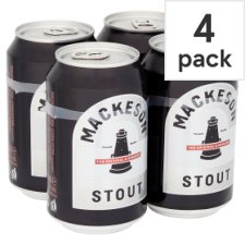 Mackeson Stout 4X330ml