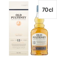 Old Pulteney 12 Year Old Malt Whisky 70Cl