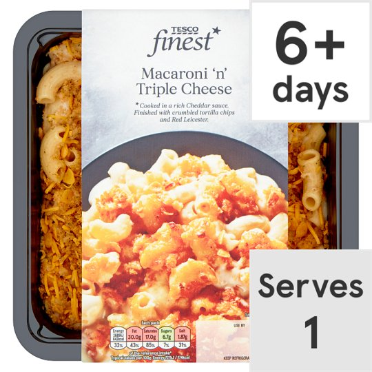 Tesco Finest Mac & Cheese 400G