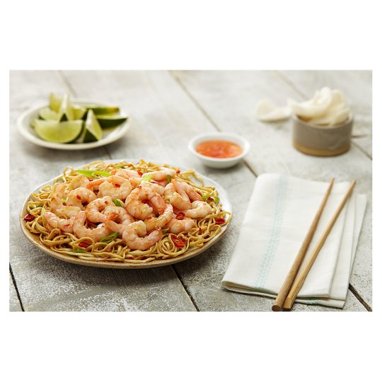 Tesco Cooked And Peeled King Prawns 150G