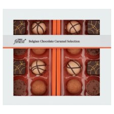 Tesco Finest Caramel Collection 190G