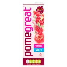 Pomegreat Pomegranate Juice Drink 1 Litre