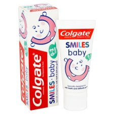 image 2 of Colgate Smiles 0 To 2 Years Baby Toothpaste 50Ml