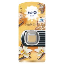 Febreze Car Clip On Vanilla Flower Air Freshener