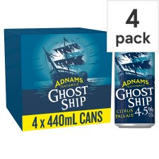 Adnams Ghost Ship 4X440ml (L)