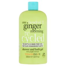 Treaclemoon Ginger Bath And Shower Gel 500Ml