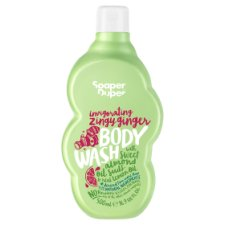 Soaper Duper Zingy Ginger Body Wash 500Ml