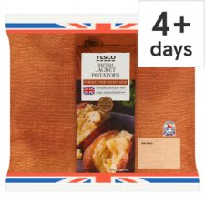 image 1 of Tesco Jacket Potatoes 700G