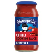 Homepride Chilli Cooking Sauce 485G