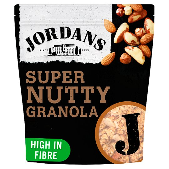 image 1 of Jordans Super Nutty Granola 550G