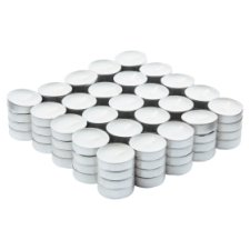 Tesco Basics Tealights 100 Pack