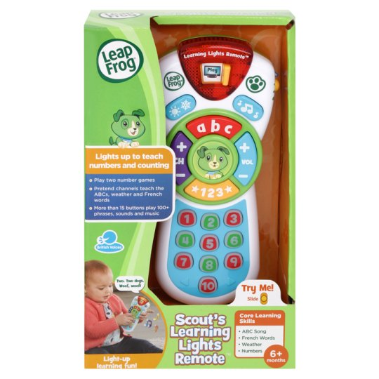 Leapfrog Scouts Learning Lights Remote