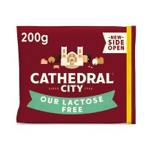 Cathedral City Lactose Free Mature Cheddar 200G