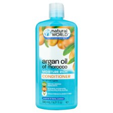 Natural World Argan Oil Conditioner 500Ml