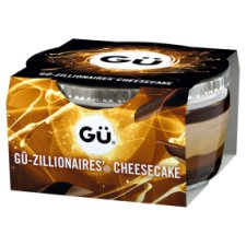 Gu Puddings Guzillionaires Cheesecake 91.5G